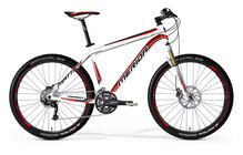 Merida Matts TFS 900 Mountainbike rood/wit